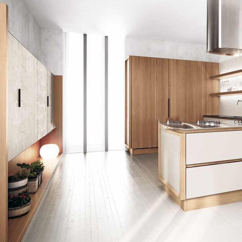 防火木饰面板爲何适宜厨房呢?