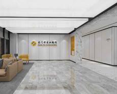 办公楼大厅墙体设计,写字楼墙体厂家