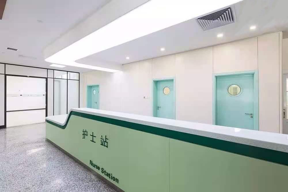 天津市中医医院墙体系统