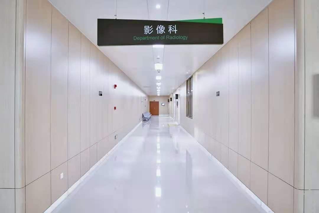 呼和浩特市第一医院墙板系统