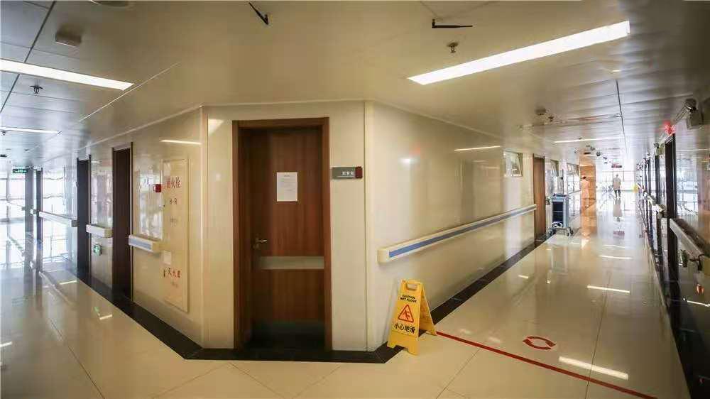 上海第六人民医院墙板系统