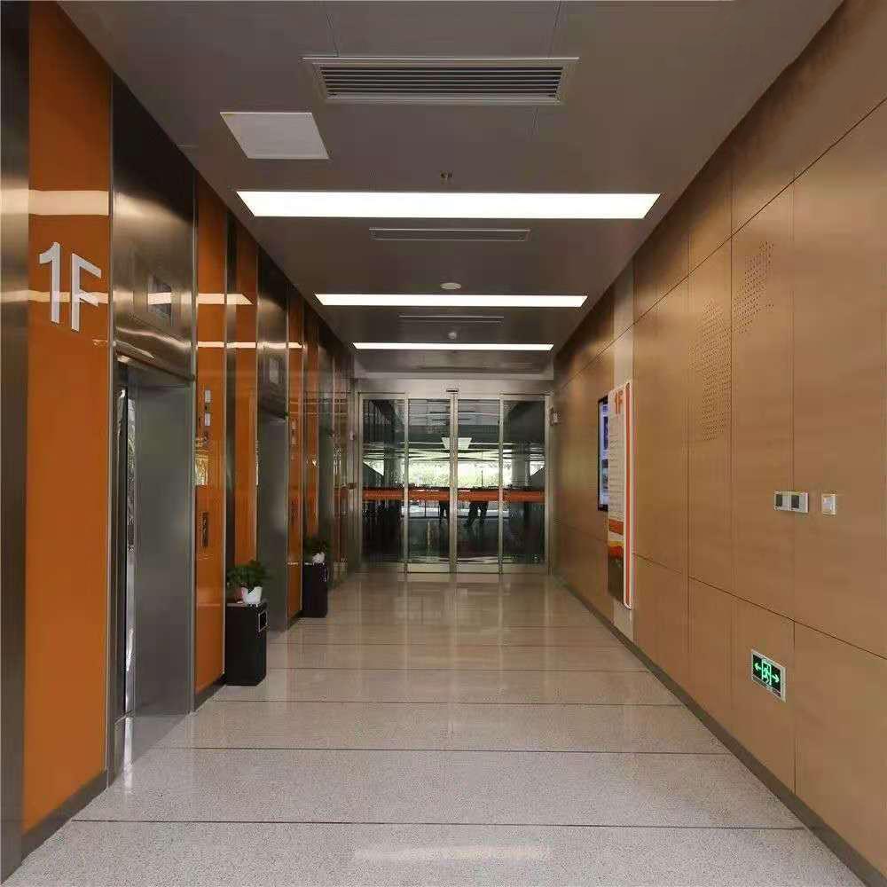 南昌大学第一附属医院医院墙板系统