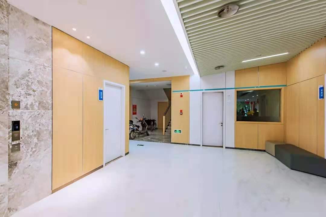 皖东人民医院墙板系统
